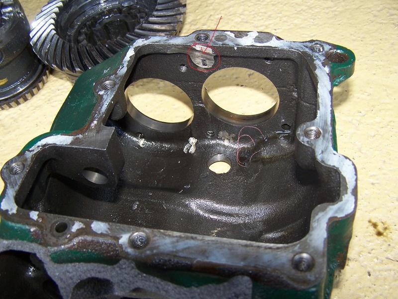Boite de vitesse Rallye 3 100_4417