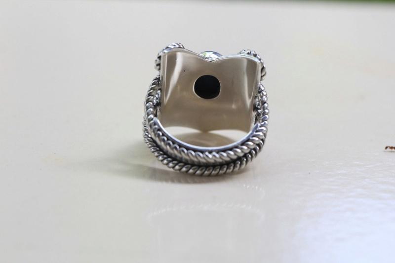 FS: Lapis Chevron Ring By Donbiu Lap210
