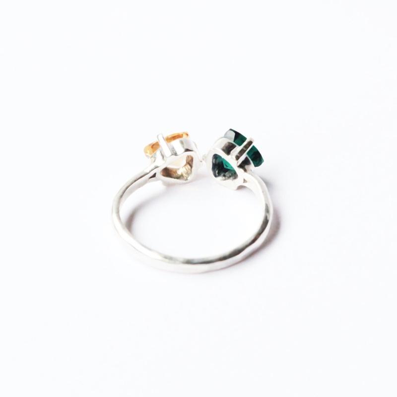 Double Trillion Ring Ri410