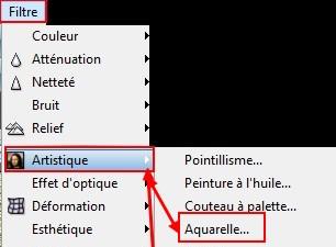 "N° 76 EXERCICES ""Artistique aquarelle "" Aquare10"