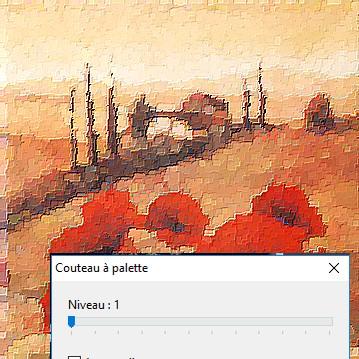 """N° 75 EXERCICES """"Peinture a huile """"et """"Couteau Palette """" - Page 2 Coutea10"""