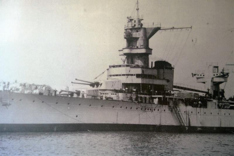 [1/400] Croiseur Algérie Maquet12