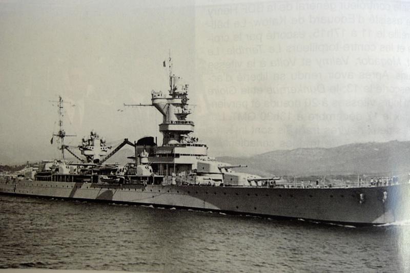 [1/400] Croiseur Algérie Maquet18