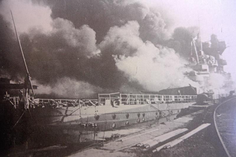 [1/400] Croiseur Algérie Maquet25