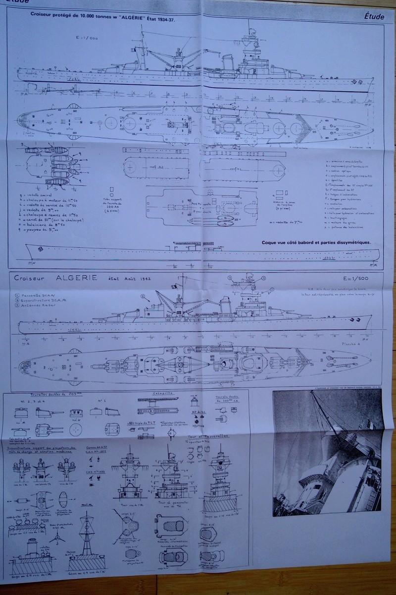 [1/400] Croiseur Algérie Maquet33