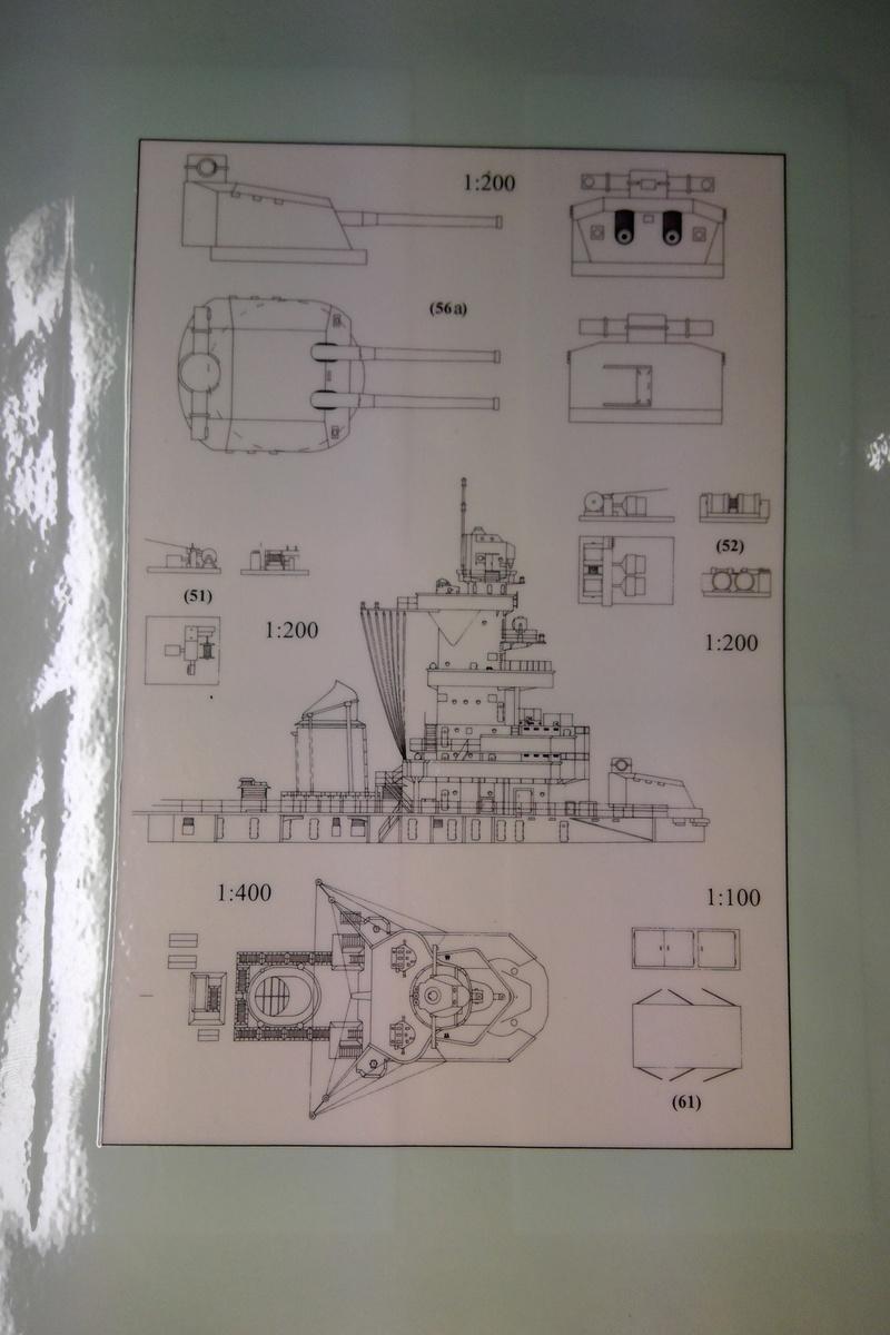 [1/400] Croiseur Algérie Maquet36