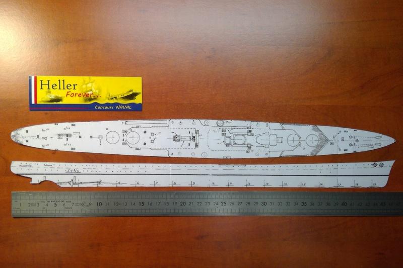 Croiseur lourd de 10 000 t  ALGERIE - Page 2 Maquet63