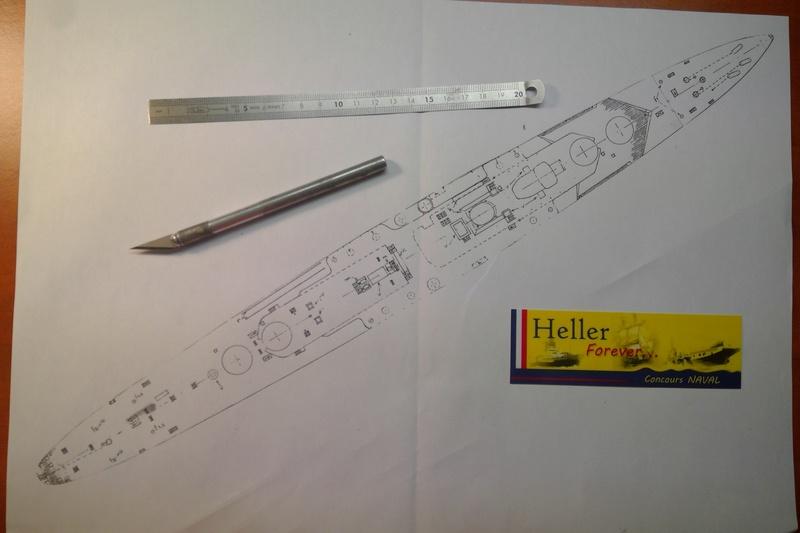 Croiseur lourd de 10 000 t  ALGERIE - Page 2 Maquet85