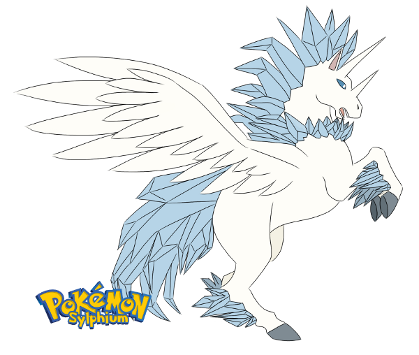 Concours Cap : Venez créer les Pokémons du forum ! Megalo10