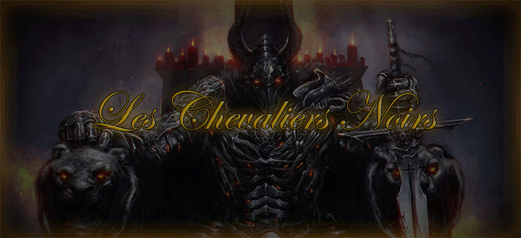 Les Chevaliers Noirs - Riders Of Icarus