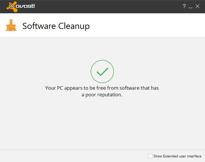 Avast Software Cleanup 12.2.38.0 Beta 145