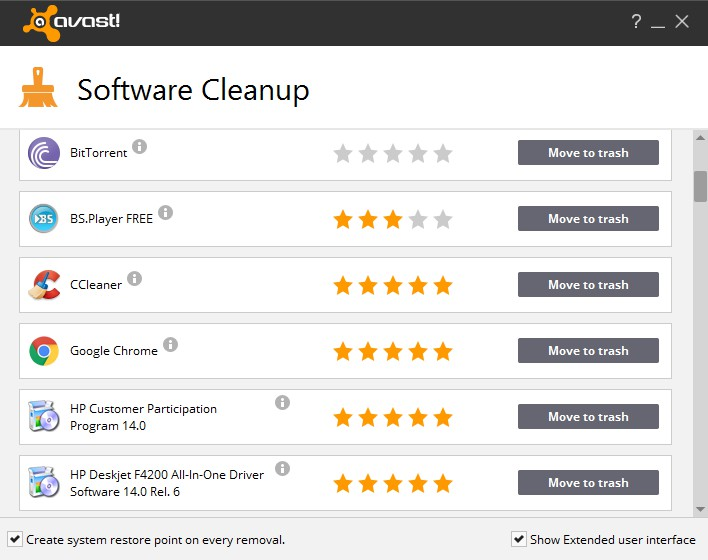 Avast Software Cleanup 12.2.38.0 Beta 230