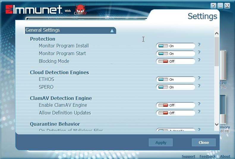 Immunet 7.3.0 Build 11792 251