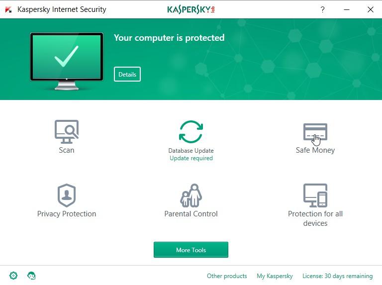 KAV/KIS 2017: Κυκλοφόρησαν οι νέες εφαρμογές ασφαλείας από την Kaspersky 615