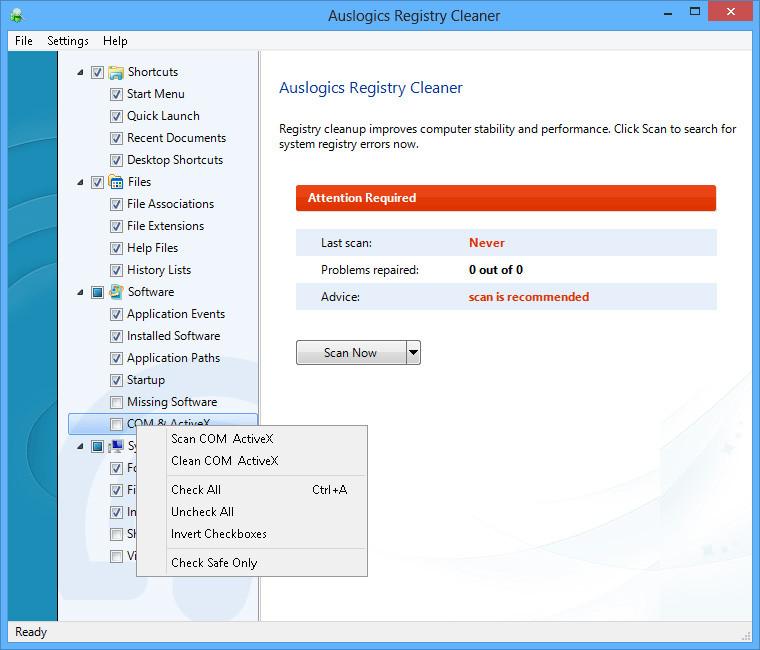 Auslogics Registry Cleaner 8.2.0.2 Auslog10