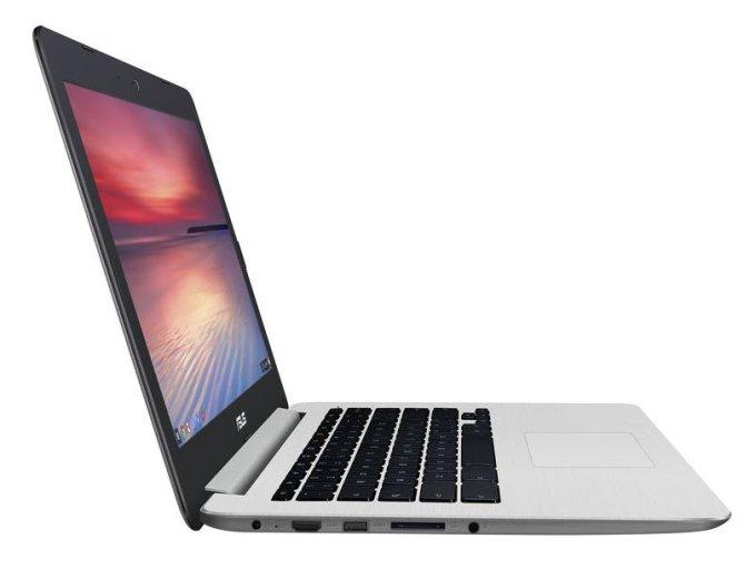 Νέο Asus Chromebook με 4GB RAM και 64GB αποθηκευτικό χώρο στη τιμή των $300 C301_010