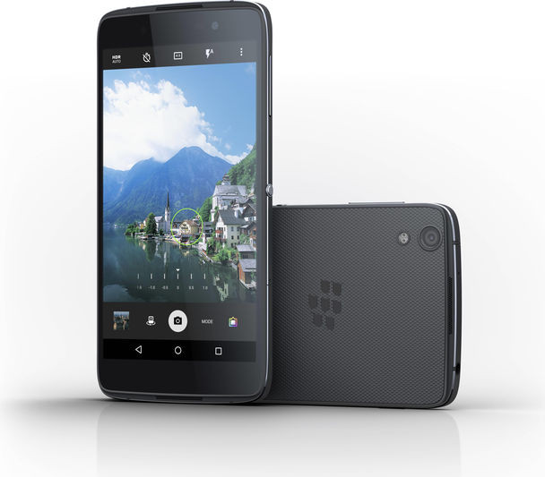 [Update] BlackBerry DTEK50: Η συσκευή λανσαρίστηκε στον Καναδά Dtek5010