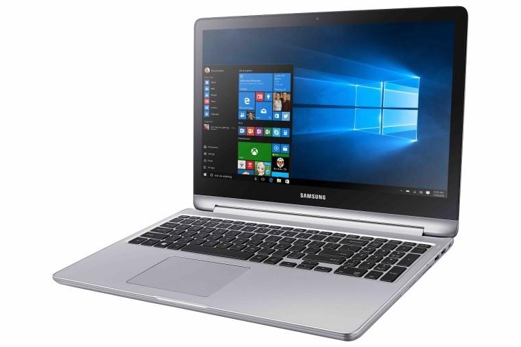 Samsung Notebook 7: Νέο μετατρέψιμο laptop με Windows 10 Notebo10