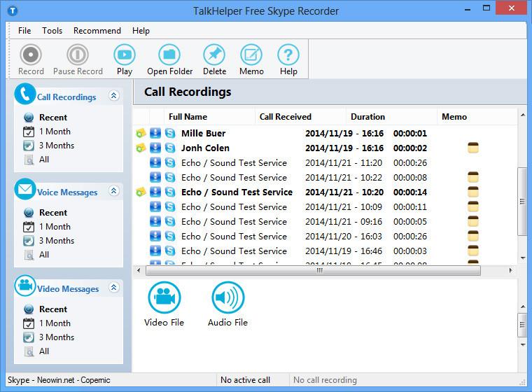 TalkHelper Free Skype Recorder 1.8.8  Talkhe10