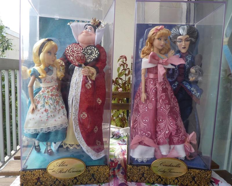 Disney Fairytale Designer Collection (depuis 2013) - Page 4 P1290022