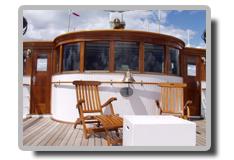 Yacht  classique à moteur 1920 / 1930 NEMESIS Narrow11