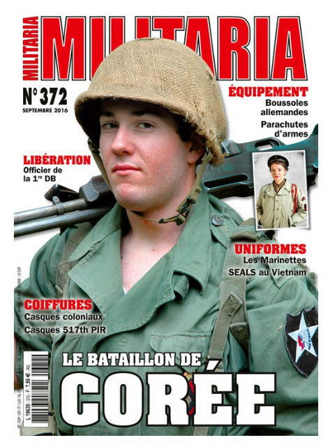 Article S.F.F. du RFBM - Militaria Magazine n°372 Articl10