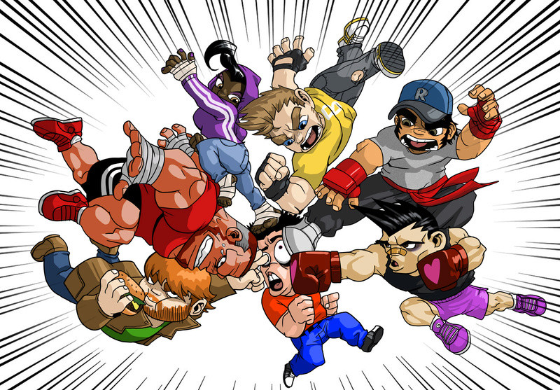 [Conative Creative] River City Ransom Underground *RETROACTIVE* 38987611