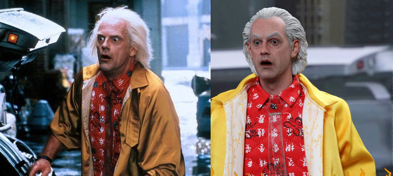 MMS?? : Dr. Emmett Brown - Back to the future 2 010110