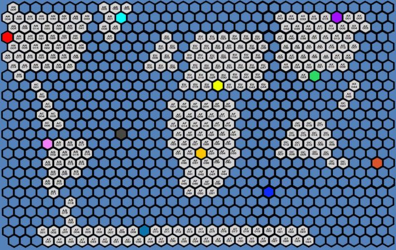 Mapa del Mundo Mapa_f10