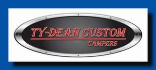 TY-DEAN CUSTOM CAMPERS \ Off road teardrop trailer Ty-dea10