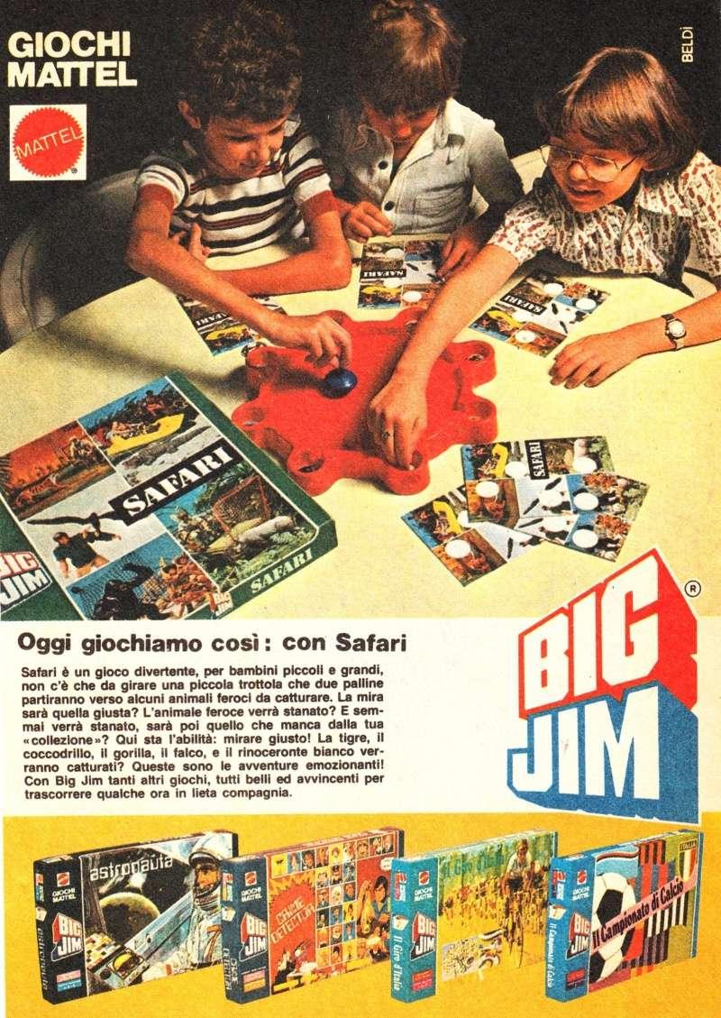 """PUBBLICITÀ """"GIOCO SAFARI"""" Image43"""