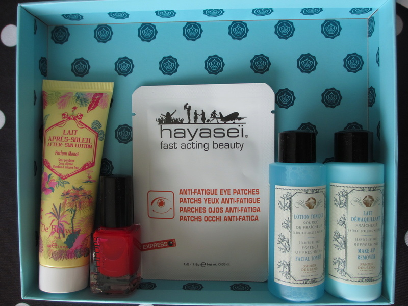 [Juillet 2016] Glossybox - Page 14 Img_7512