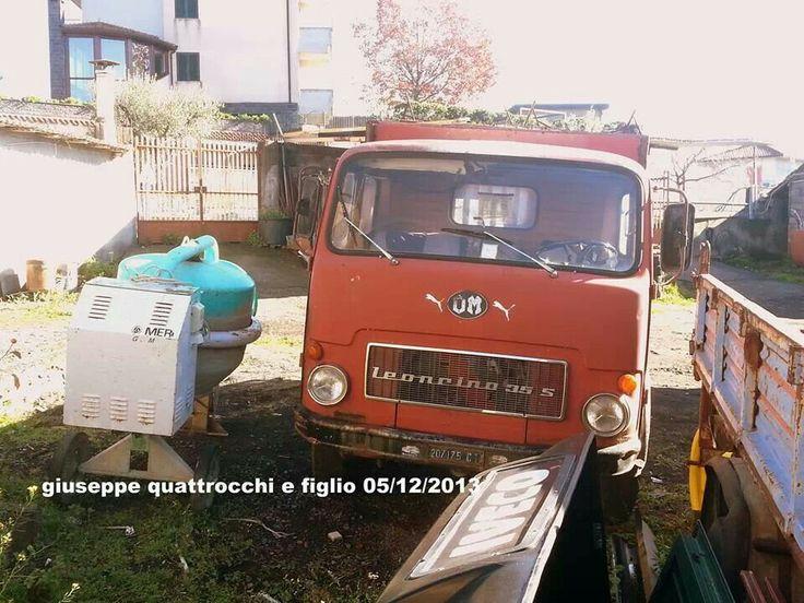 Rarissima Cabina Preserie OM Cab10