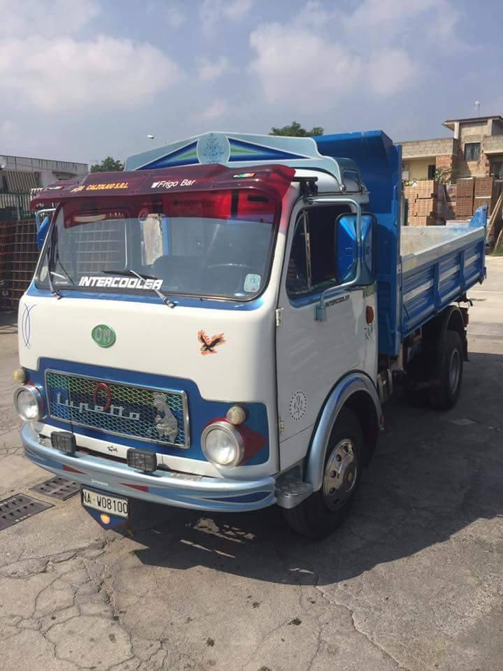 Rarissima Cabina Preserie OM Pre410