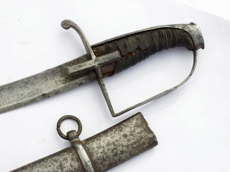 sabre de cavalerie legere ou hussard ancien régime Huzark15