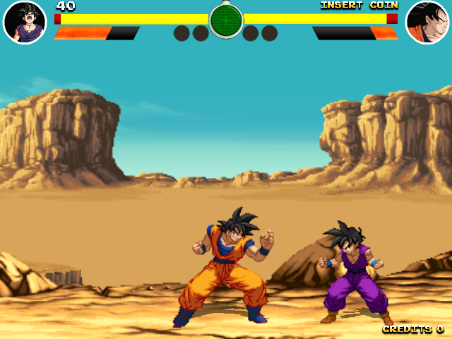 Mon jeu DBZ sur borne 15k Screen10