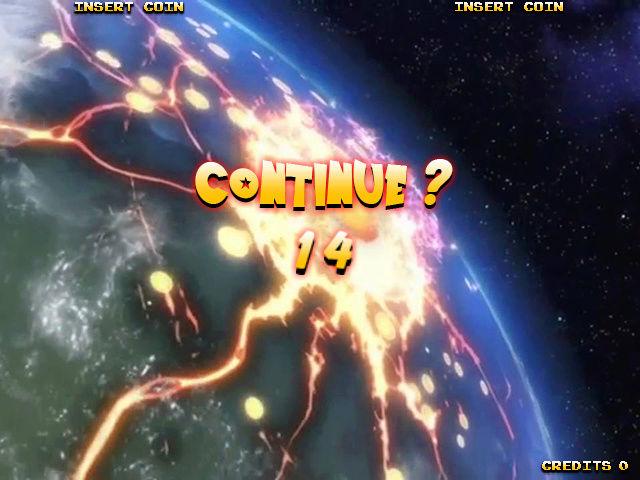 Mon jeu DBZ sur borne 15k Screen17