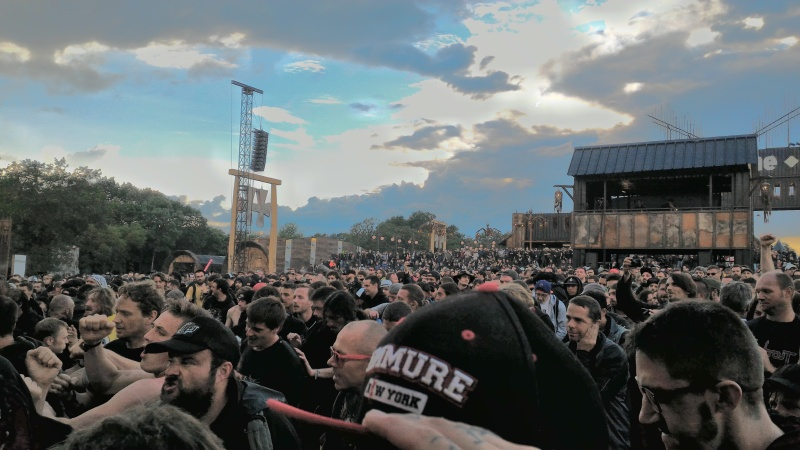 [DIVERS] Hellfest 2016 - Page 3 P_201695