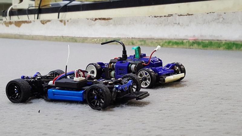 GLA 1/27 4WD GL-Racing Gla10