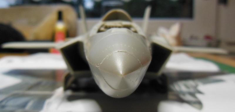 Kleiner Baubericht F35A-AF01 von Kitty Hawk 1/48 Dscn3411