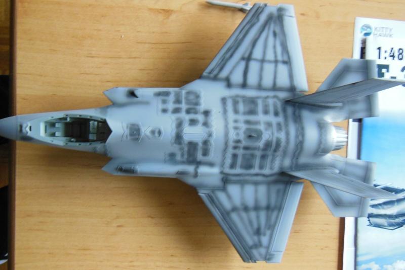 Kleiner Baubericht F35A-AF01 von Kitty Hawk 1/48 Dscn3420