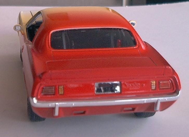 Ford Fairlane von AMT 1/25 & Hemi Cuda Hemi_h10