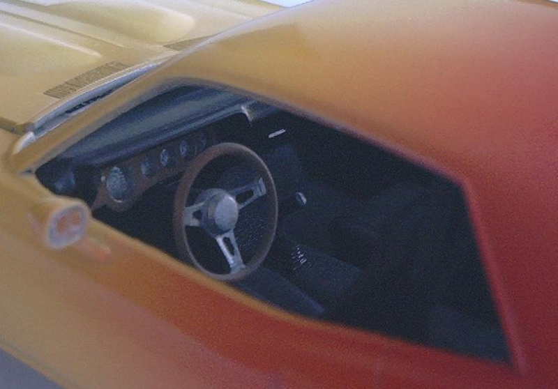 Ford Fairlane von AMT 1/25 & Hemi Cuda Hemi_i10