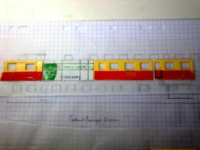 Transformation en remorque d'autorail - Page 2 Photo169