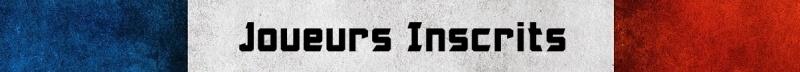 [CF2016] Inscription et Informations Générales - 03/04 Sept Joueur10
