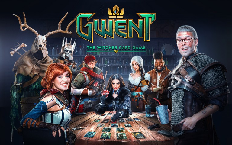 Gwent The Witcher Card Game 14666710