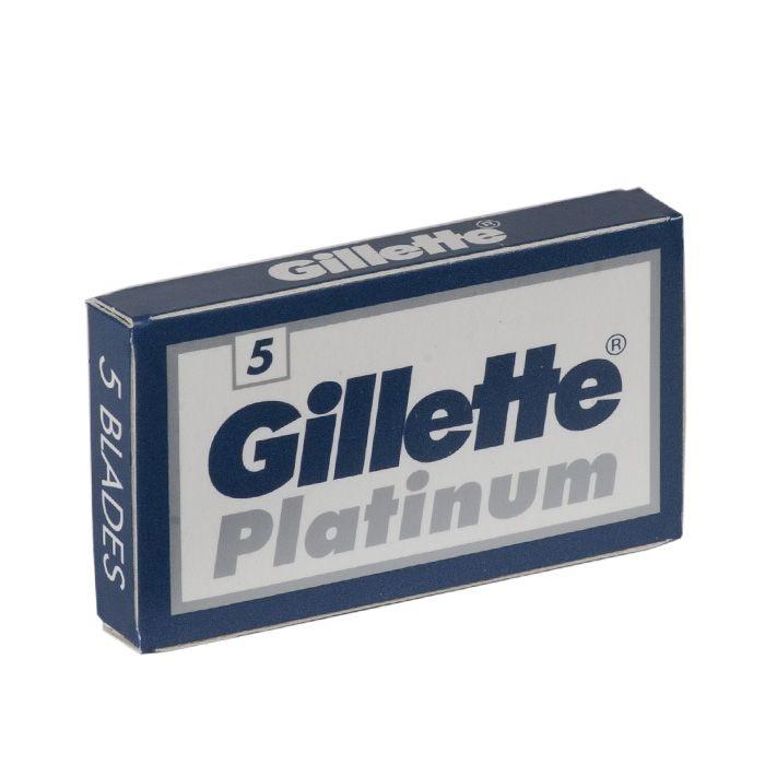 Gillette Platinum Paquet10