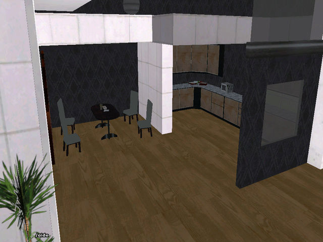 Maison Moderne sur Marina. Sa-mp-28