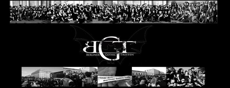 Berliner Gothic - Treffen