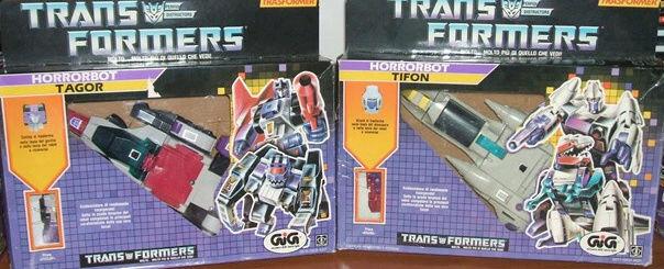 Cerco Transformers in scatola Headma10